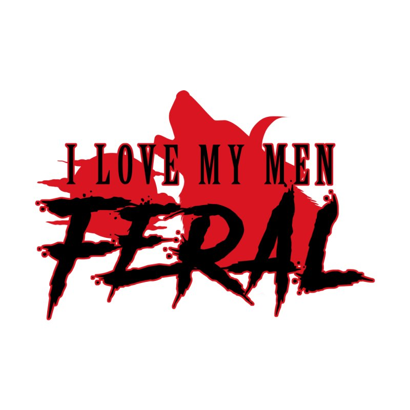 Feral Men- Hellhound Accessories Mug by Kristen Banet's Universe