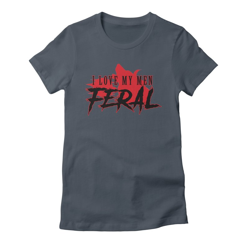 Feral Men- Hellhound Women's T-Shirt by Kristen Banet's Universe