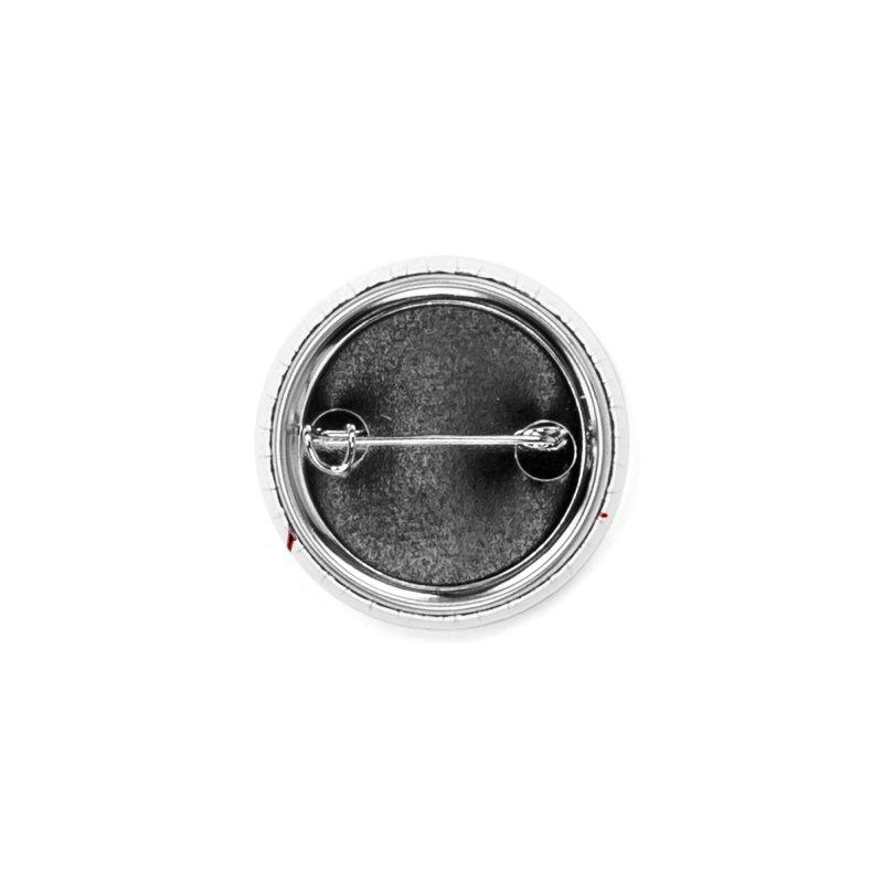 Feral Men- Hellhound Accessories Button by Kristen Banet's Universe