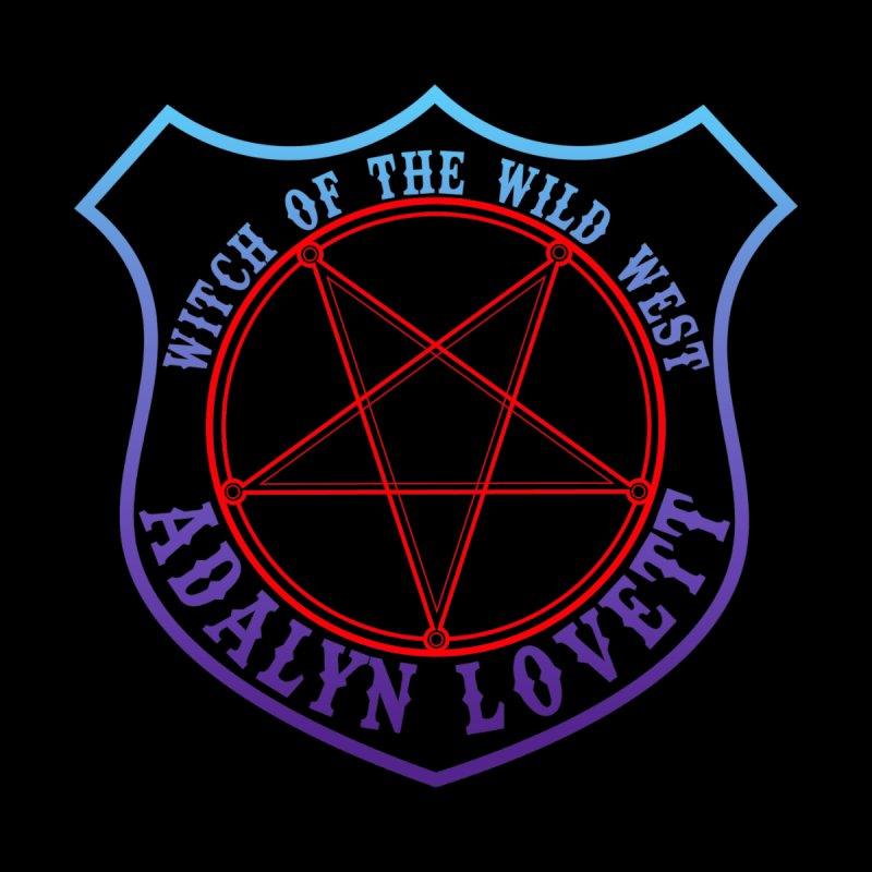 Adalyn Lovett, the Witch of the Wild West Accessories Sticker by Kristen Banet's Universe