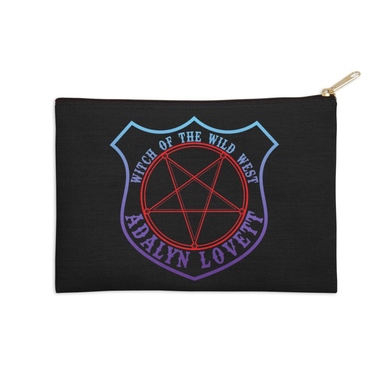 Adalyn Lovett, the Witch of the Wild West Accessories Zip Pouch by Kristen Banet's Universe