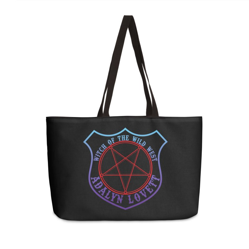 Adalyn Lovett, the Witch of the Wild West Accessories Bag by Kristen Banet's Universe