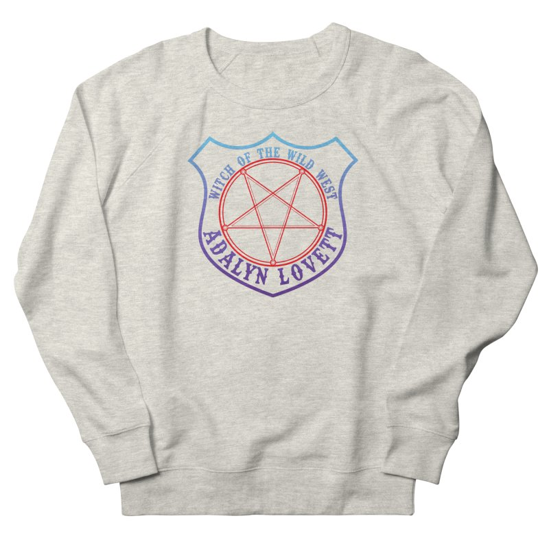 Adalyn Lovett, the Witch of the Wild West Men's Sweatshirt by Kristen Banet's Universe