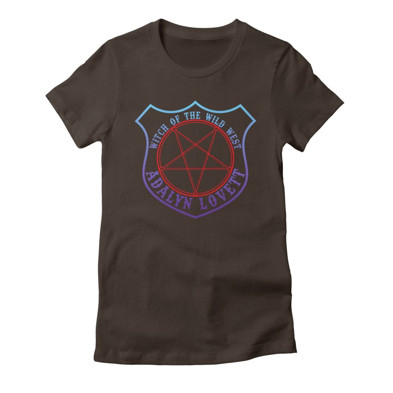 Adalyn Lovett, the Witch of the Wild West Women's T-Shirt by Kristen Banet's Universe