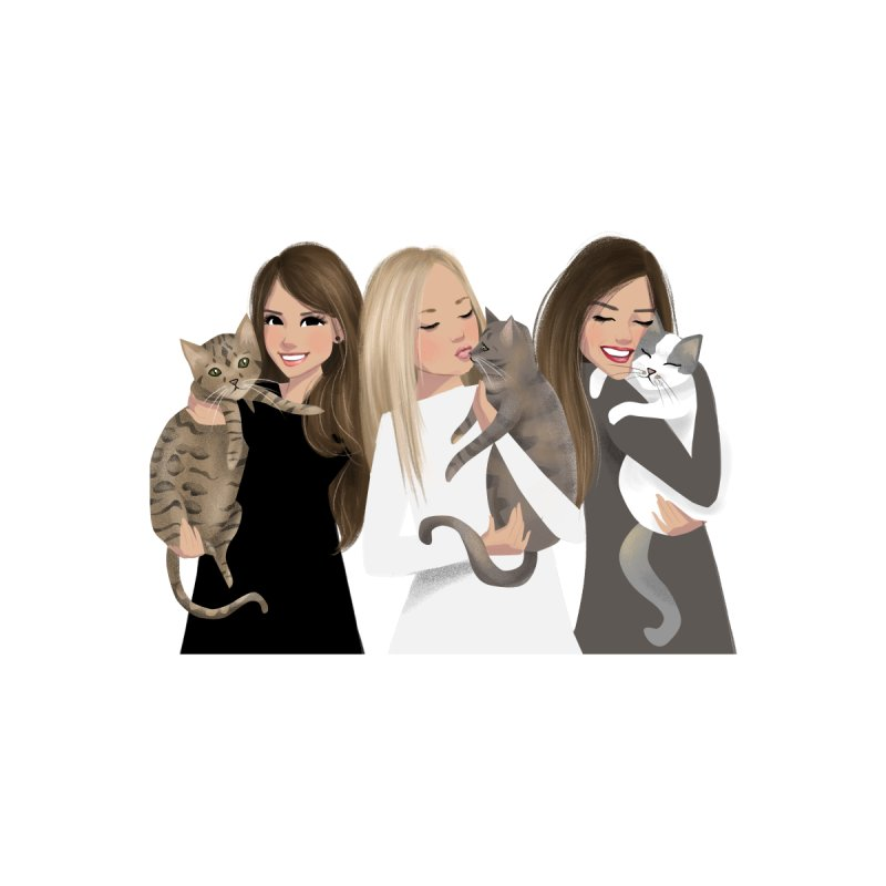 Crazy Cat Ladies by Kristenreeves's Artist Shop