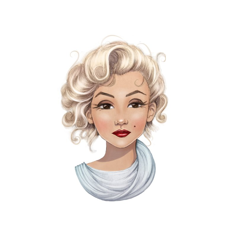 Marilyn by Kristenreeves's Artist Shop