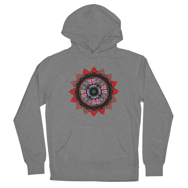 heart queen Women's Pullover Hoody by KristieRose Designs