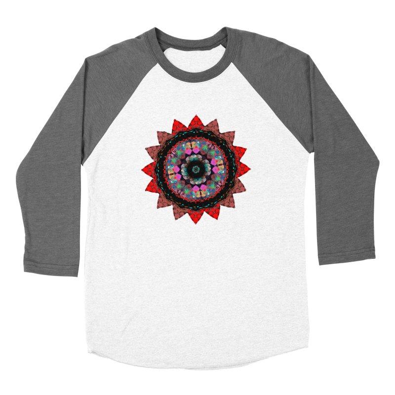 heart queen Women's Longsleeve T-Shirt by KristieRose Designs