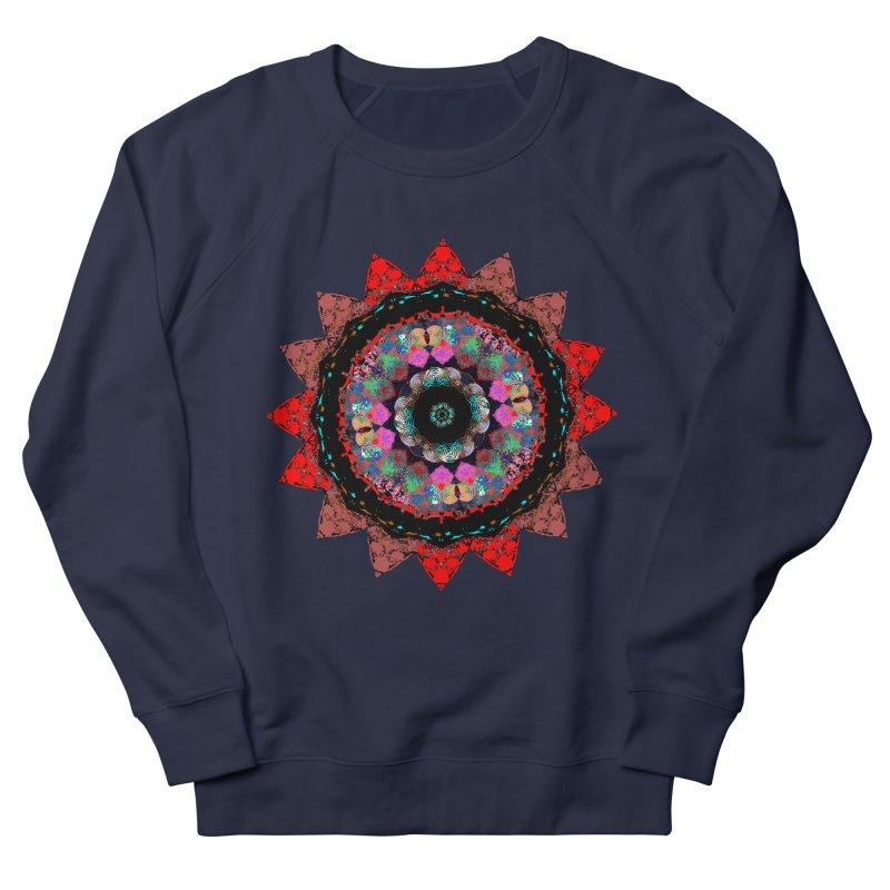 heart queen Men's French Terry Sweatshirt by KristieRose Designs