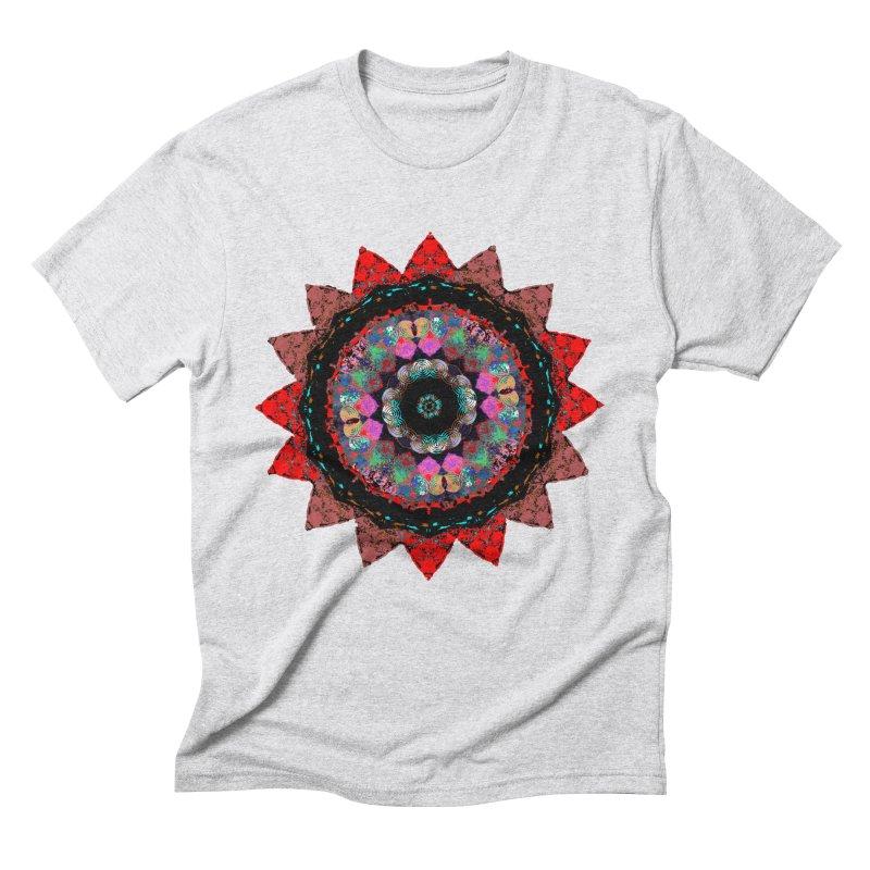 heart queen Men's Triblend T-Shirt by KristieRose Designs