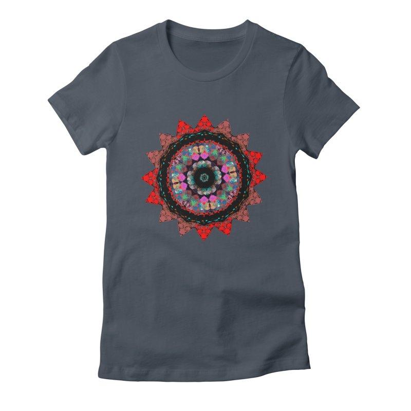 heart queen Women's T-Shirt by KristieRose Designs