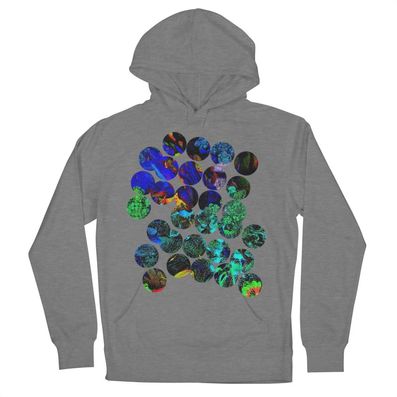 circle chaos Women's Pullover Hoody by KristieRose Designs