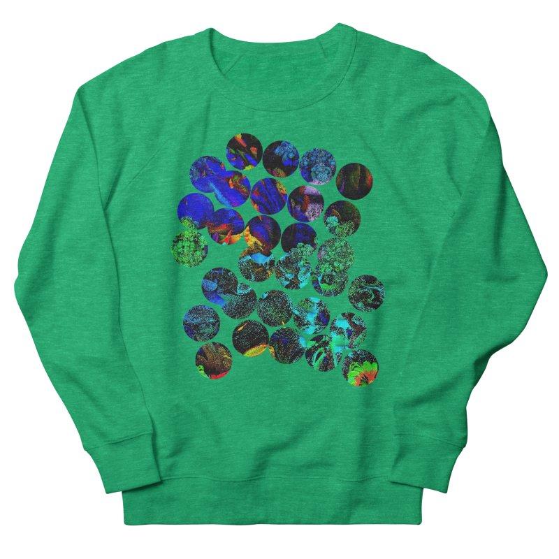circle chaos Women's Sweatshirt by KristieRose Designs