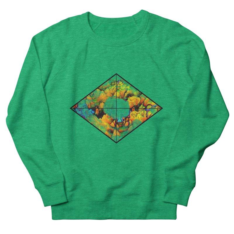 diamond Women's Sweatshirt by KristieRose Designs
