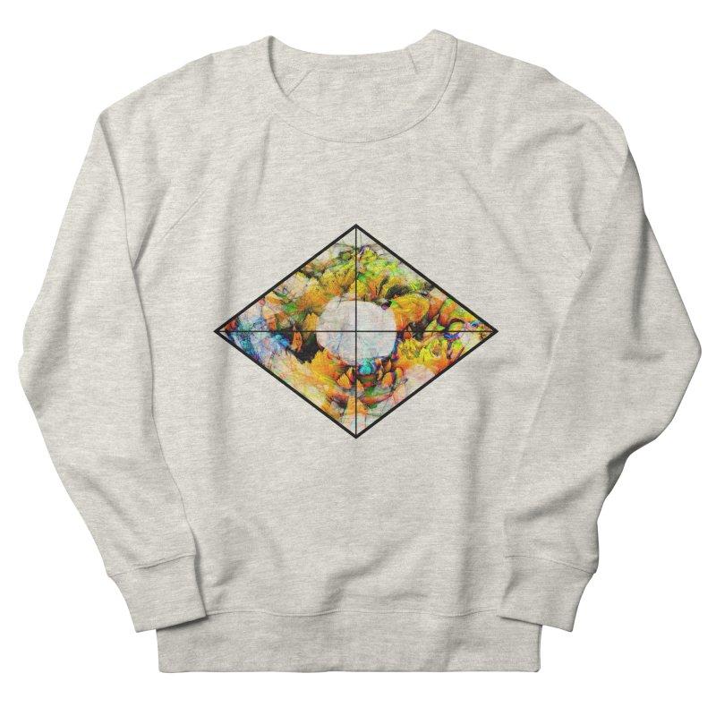 diamond Men's French Terry Sweatshirt by KristieRose Designs