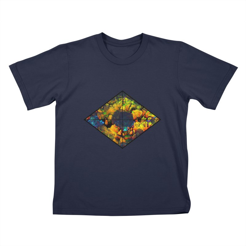 diamond Kids T-Shirt by KristieRose Designs