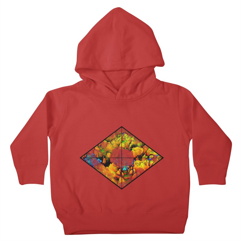 diamond Kids Toddler Pullover Hoody by KristieRose Designs
