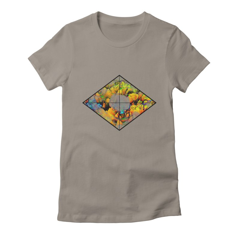 diamond Women's T-Shirt by KristieRose Designs