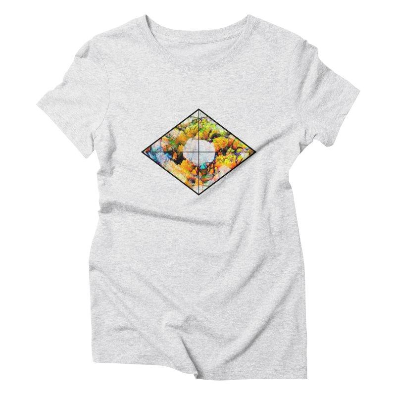 diamond Women's T-Shirt by KristieRose Designs