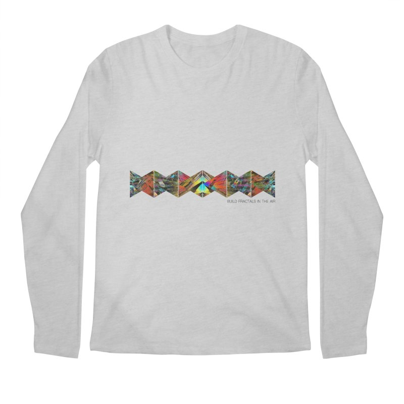 chain Men's Regular Longsleeve T-Shirt by KristieRose Designs