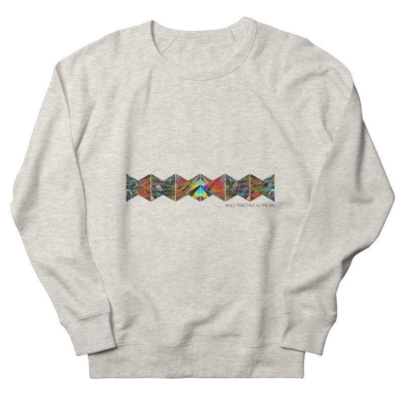 chain Men's French Terry Sweatshirt by KristieRose Designs