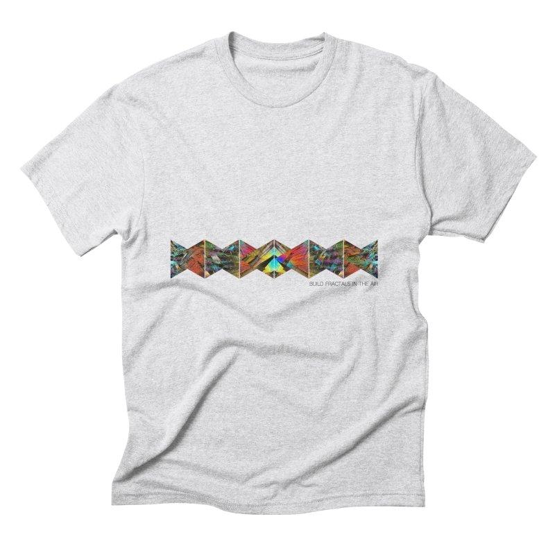 chain Men's Triblend T-Shirt by KristieRose Designs