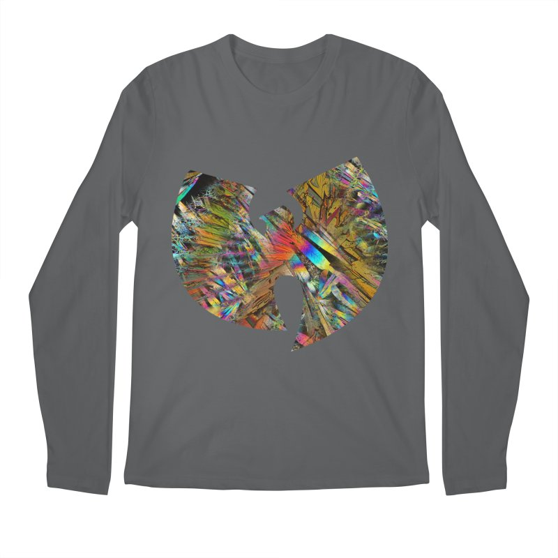 W-prism Men's Regular Longsleeve T-Shirt by KristieRose Designs