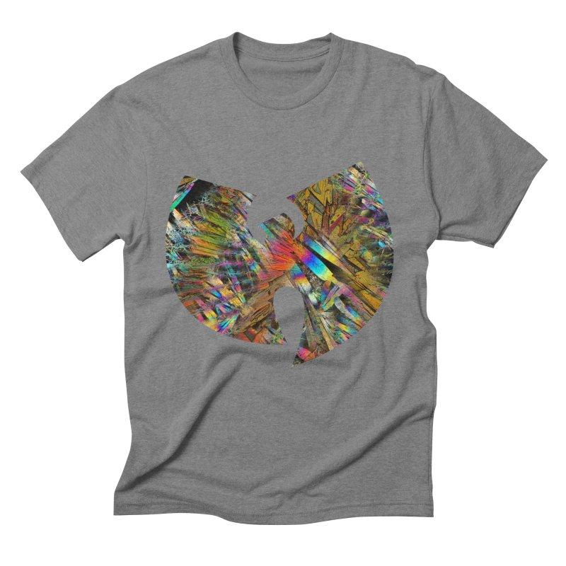 W-prism Men's Triblend T-Shirt by KristieRose Designs