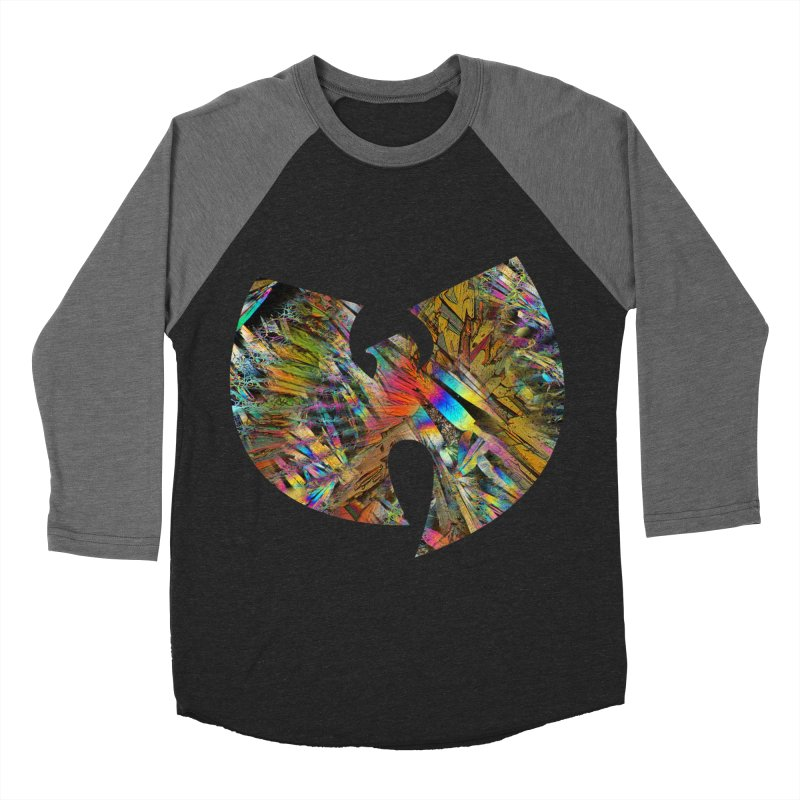 W-prism Men's Baseball Triblend Longsleeve T-Shirt by KristieRose Designs