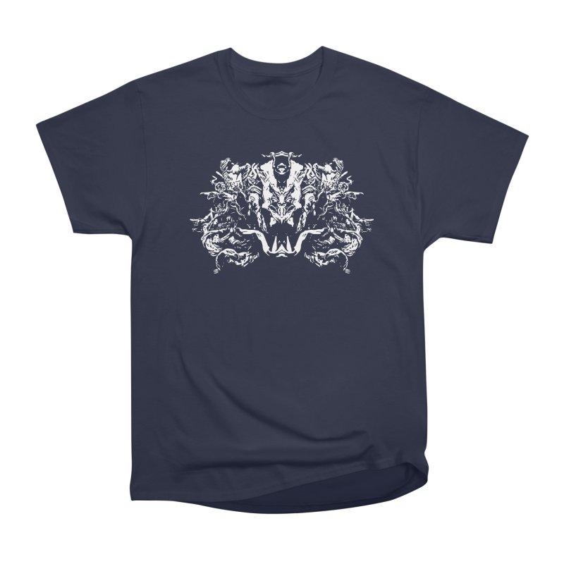 Original Villain Women's Heavyweight Unisex T-Shirt by Kukileaf's Artist Shop