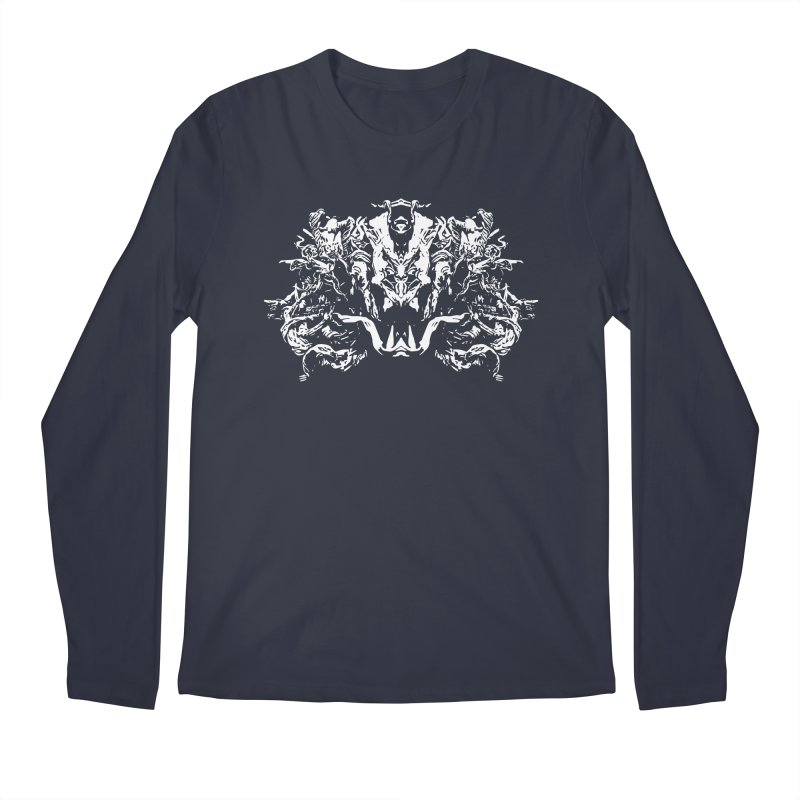 Original Villain Men's Regular Longsleeve T-Shirt by Kukileaf's Artist Shop