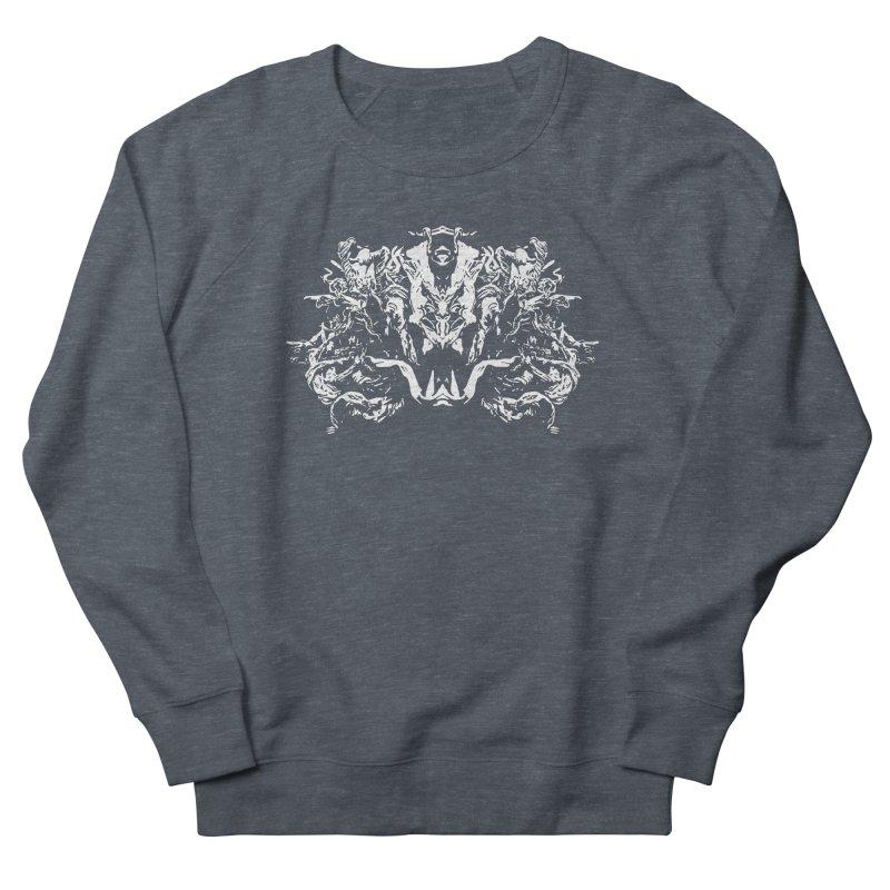 Original Villain Women's French Terry Sweatshirt by Kukileaf's Artist Shop