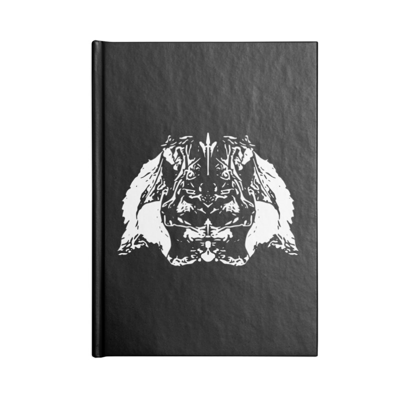Don't Mess with the Rabbit Accessories Blank Journal Notebook by Kukileaf's Artist Shop
