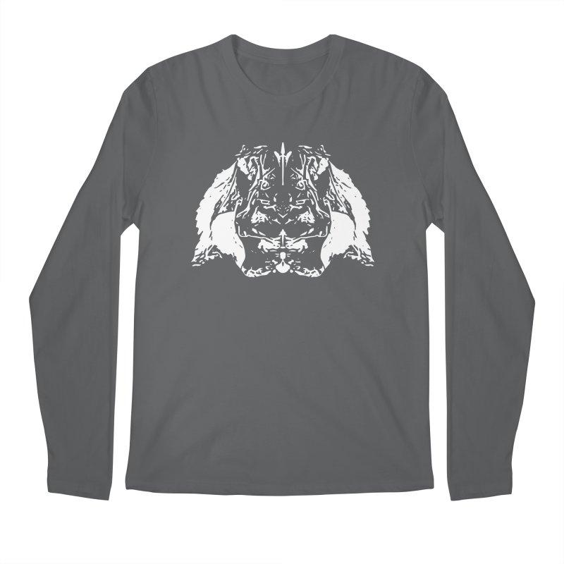 Don't Mess with the Rabbit Men's Regular Longsleeve T-Shirt by Kukileaf's Artist Shop