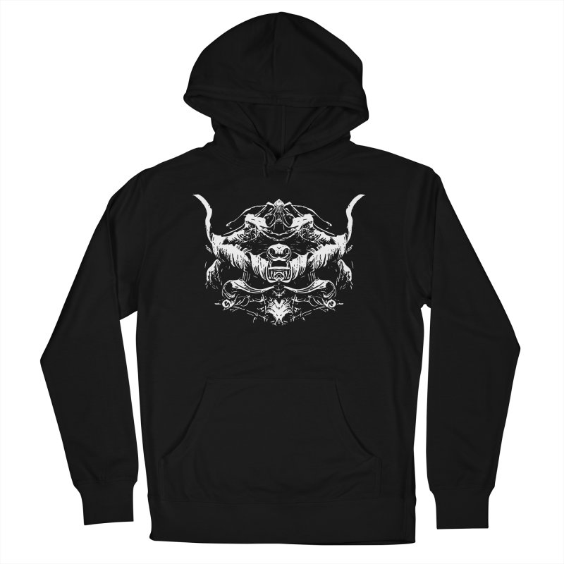 Chief Bug Women's French Terry Pullover Hoody by Kukileaf's Artist Shop
