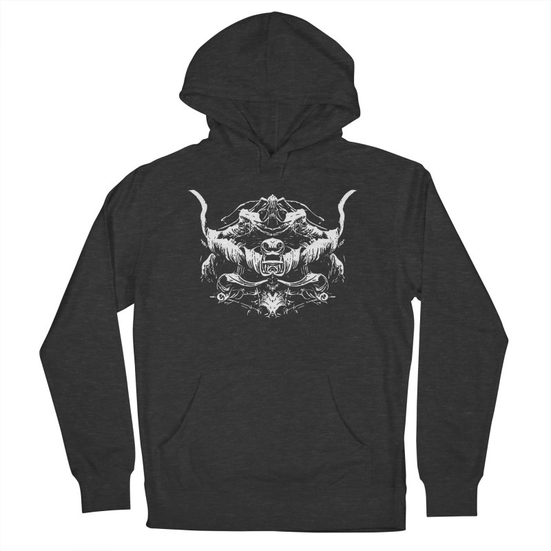 Chief Bug Men's French Terry Pullover Hoody by Kukileaf's Artist Shop