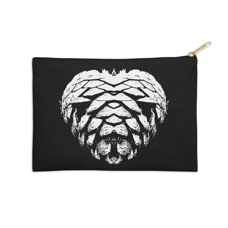 Slithering Accessories Zip Pouch by Kukileaf's Artist Shop