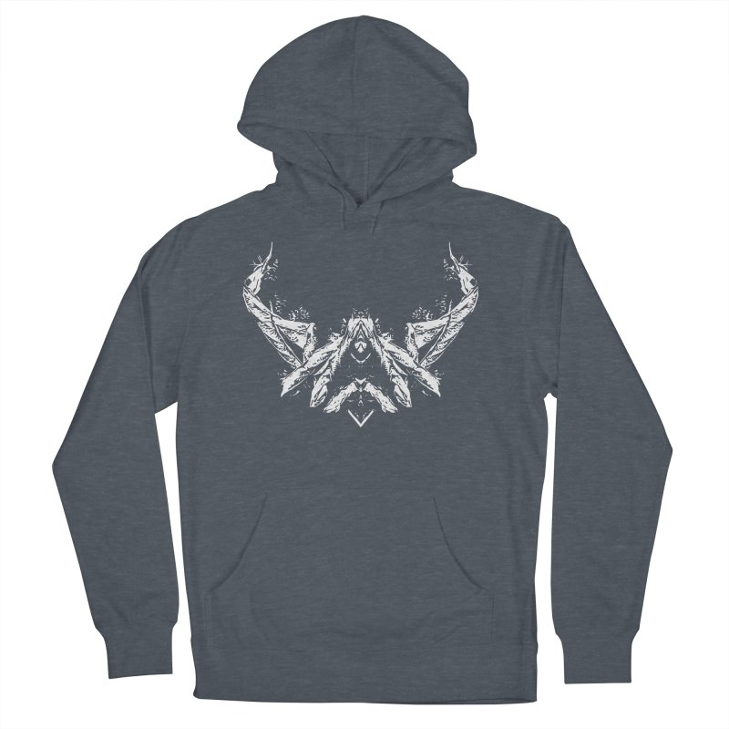 Speed Demon Women's French Terry Pullover Hoody by Kukileaf's Artist Shop