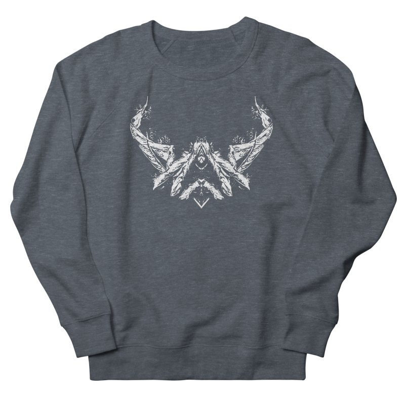 Speed Demon Men's French Terry Sweatshirt by Kukileaf's Artist Shop