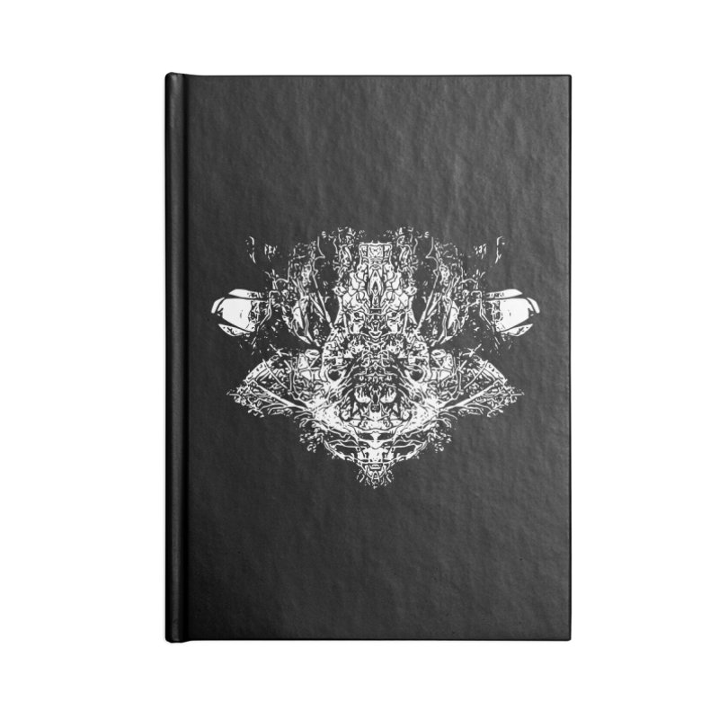 Rock Troll Accessories Blank Journal Notebook by Kukileaf's Artist Shop