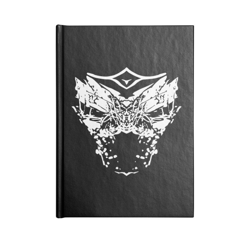 Caged Demon Accessories Notebook by Kukileaf's Artist Shop