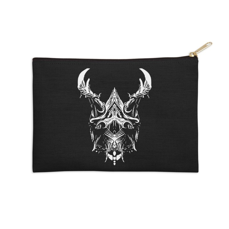 Dark Stag Accessories Zip Pouch by Kukileaf's Artist Shop