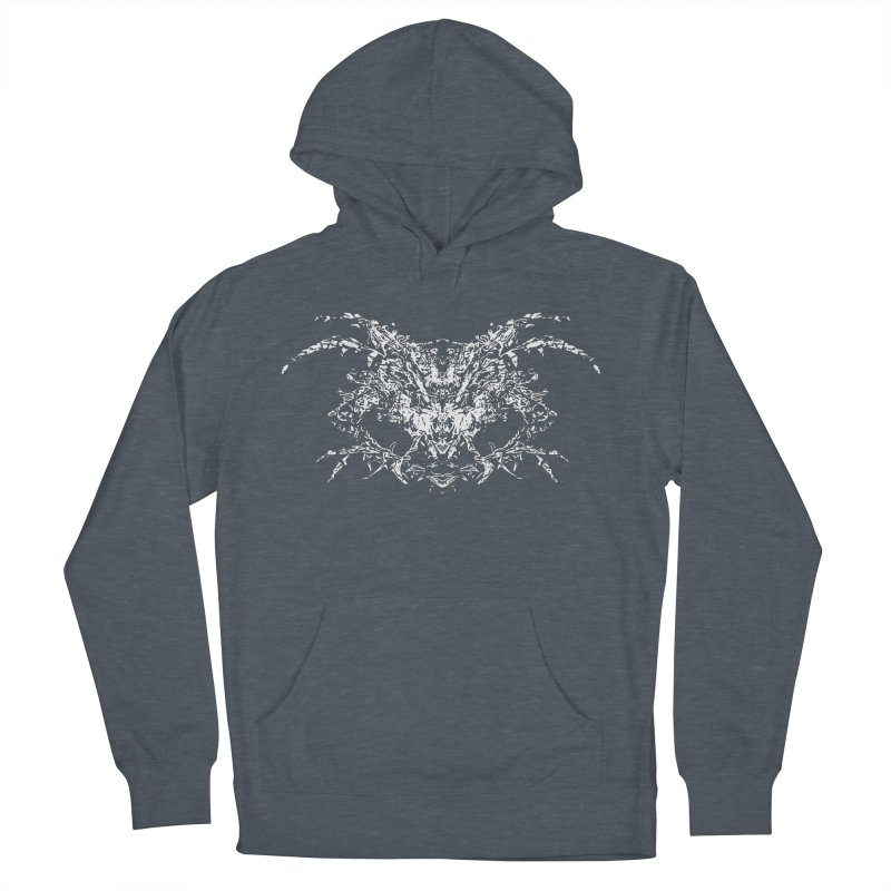 Interstellar Rover Men's French Terry Pullover Hoody by Kukileaf's Artist Shop