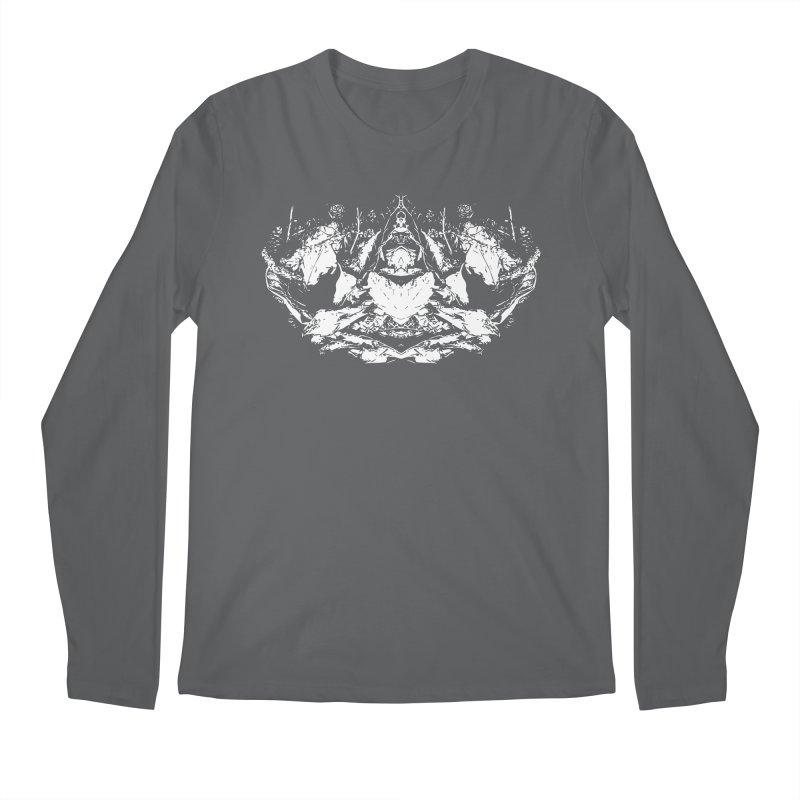 Woodland Troll Men's Regular Longsleeve T-Shirt by Kukileaf's Artist Shop