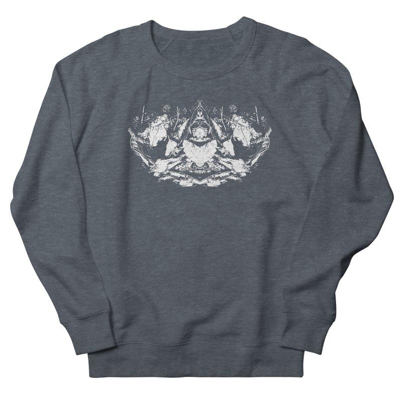 Woodland Troll Men's French Terry Sweatshirt by Kukileaf's Artist Shop