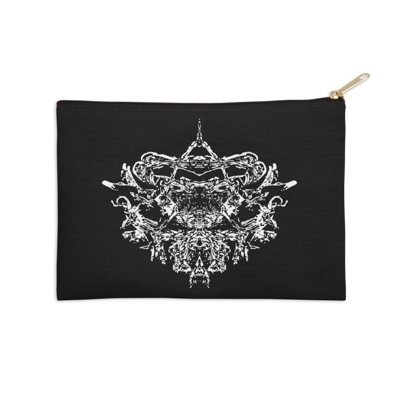 Little Dragon Accessories Zip Pouch by Kukileaf's Artist Shop