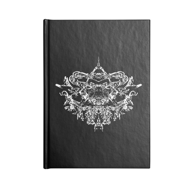 Little Dragon Accessories Blank Journal Notebook by Kukileaf's Artist Shop