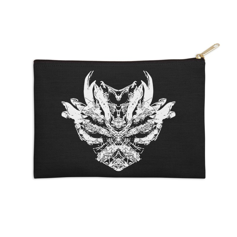 Spirit Samurai Accessories Zip Pouch by Kukileaf's Artist Shop