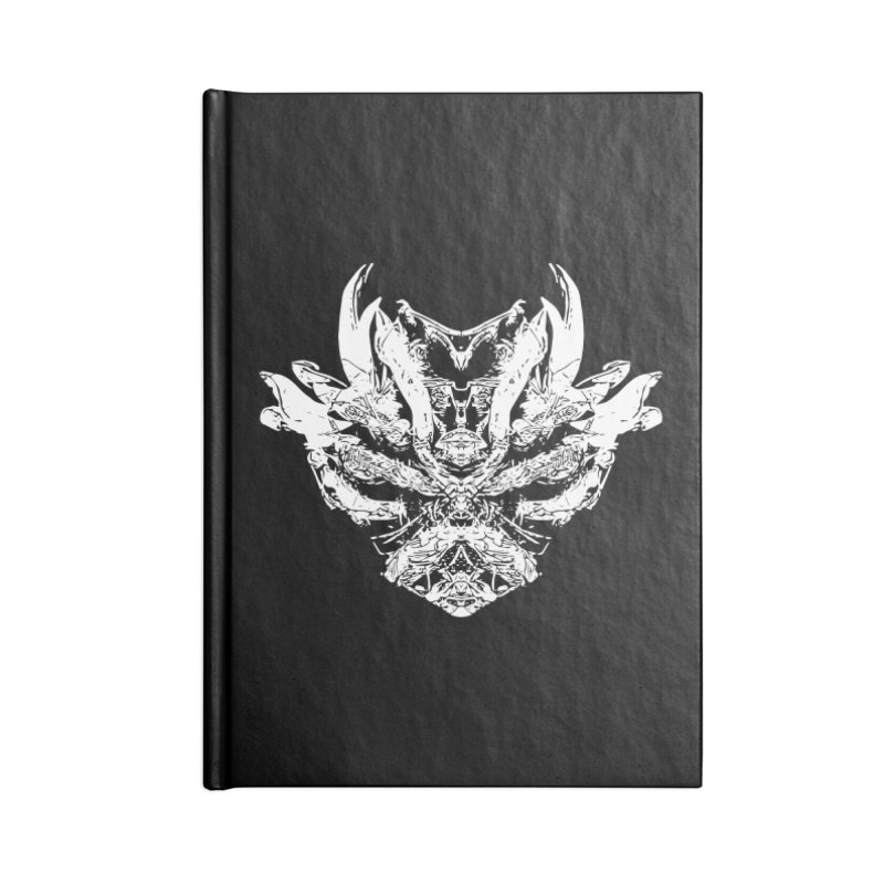 Spirit Samurai Accessories Blank Journal Notebook by Kukileaf's Artist Shop