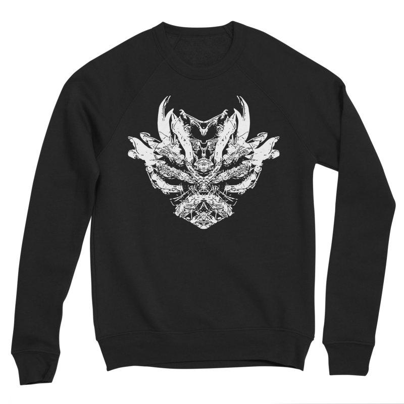 Spirit Samurai Men's Sponge Fleece Sweatshirt by Kukileaf's Artist Shop